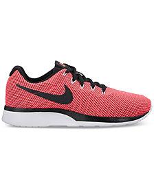 Nike Women's Tanjun Racer Casual Sneakers from Finish Line