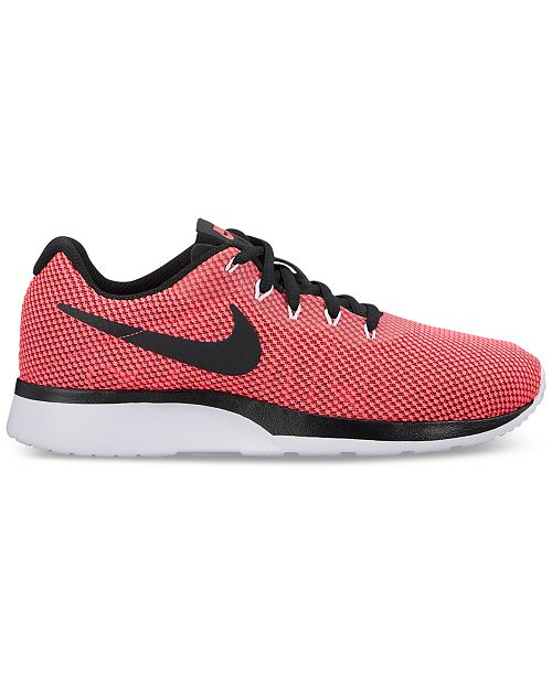 fa46ac09660114 Nike Women s Tanjun Racer Casual Sneakers from Finish Line - Finish ...