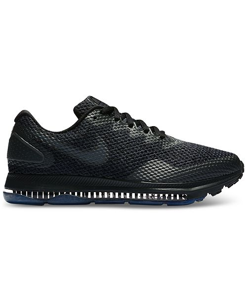 Nike Men's Zoom All Out Low 2 Running Sneakers from Finish Line TxaEaurg