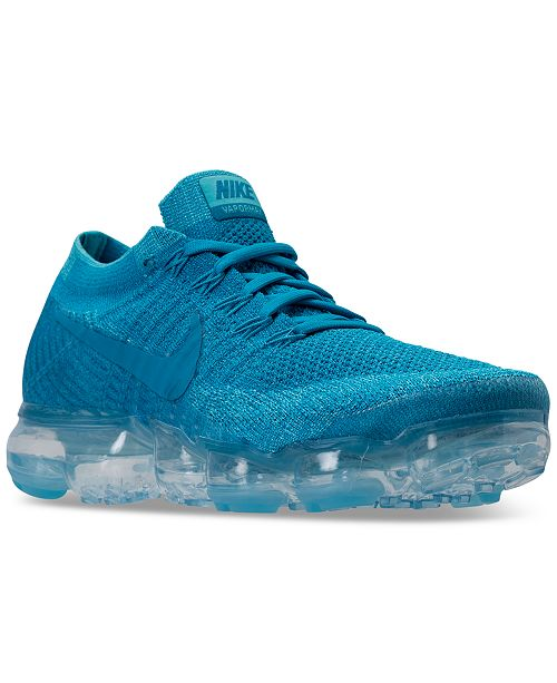 6146546dc0c ... Nike Men s Air VaporMax Flyknit Running Sneakers from Finish Line ...