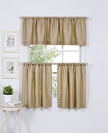 Valances & Scarves For Windows - Macy's on tab top curtains with valance, cheap curtain ideas, kitchen window treatment ideas,