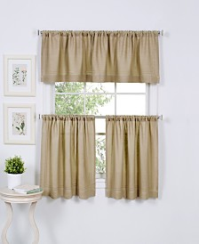 Kitchen Curtains Curtains and Window Treatments - Macy\'s