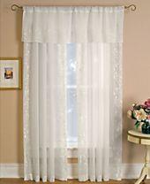 Elrene Sheer Addison Window Treatment Collection