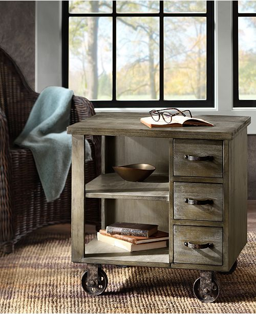 JLA Home Cooper Accent Table Collection, Quick Ship