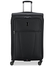 "Delsey Helium 360 29"" Expandable Spinner Suitcase, Created for Macy's"
