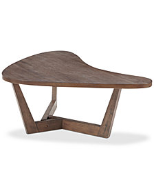 Boomerang Coffee Table, Quick Ship