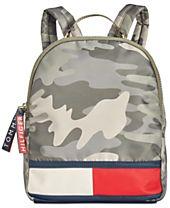 Tommy Hilfiger Nori Camo Nylon Small Backpack