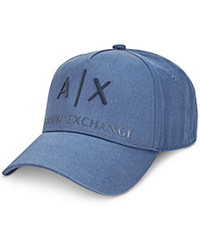 Armani Exchange Men's Baseball Hat