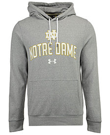 Under Armour Men's Notre Dame Fighting Irish Vintage Arch Tri-blend Hoodie