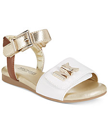 Michael Kors Demi Lock-T Sandals, Toddler Girls