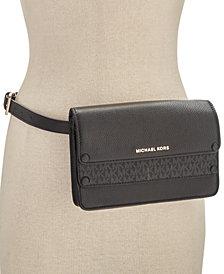 MICHAEL Michael Kors Double-Flap Belt Bag