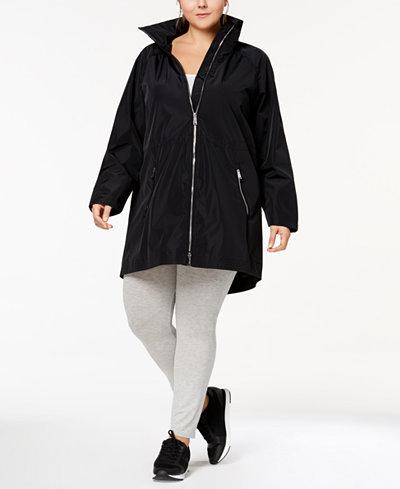 Calvin Klein Plus Size Lightweight Active Jacket