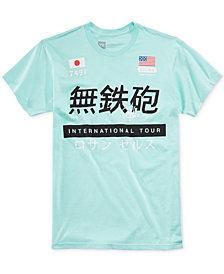 Young & Reckless Men's Norikura Graphic T-Shirt