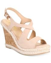 eb134f9b011 Callisto Brielle Espadrille Platform Wedge Sandals