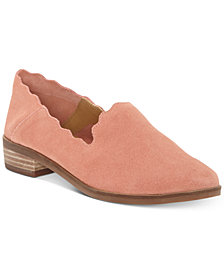 Lucky Brand Women's Chaslie Flats, Created for Macy's