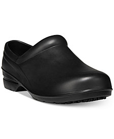 Easy Works by Easy Street Kris Slip-Resistant Clogs