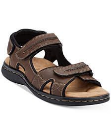 G. H. Bass & Co. Men's Adjustable Margate River Sandals, Created for Macy's
