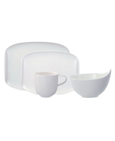 villeroy boch dinnerware urban nature 4 piece place setting dinnerware dining. Black Bedroom Furniture Sets. Home Design Ideas