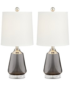 Pacific Coast  Set of 2 Teagan Table Lamp