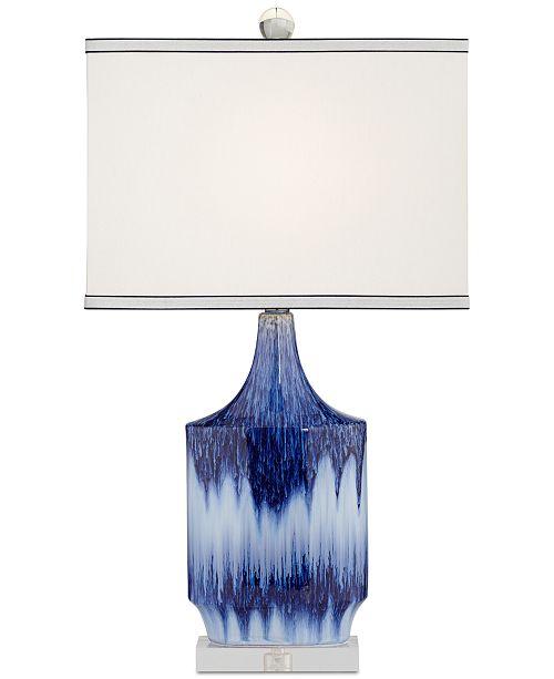 Kathy Ireland Pacific Coast Dusky Table Lamp