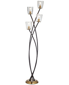 Pacific Coast Kie Half Moon Floor Lamp