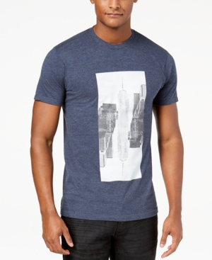 I.n.c. Men's Reflection Graphic T-Shirt, Created for Macy's