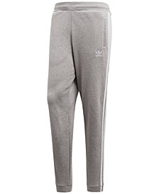 adidas Men's Originals 3-Stripes French Terry Track Pants