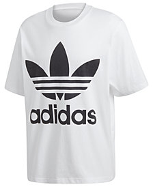 adidas Originals Men's adicolor Big Logo T-Shirt