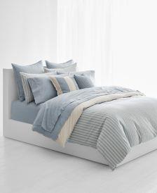 Graydon Bold Stripe Full/Queen Comforter
