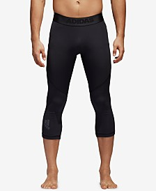 adidas Men's Alphaskin ClimaCool® Cropped Compression Tights