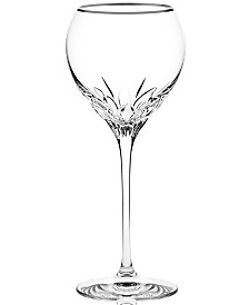 Wedgwood Stemware, Knightsbridge Platinum Wine Glass