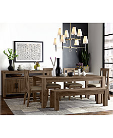 Canyon Dining Furniture Collection, Created for Macy's
