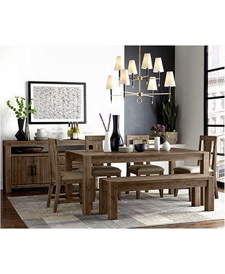 canyon dining furniture collection, created for macy's - furniture