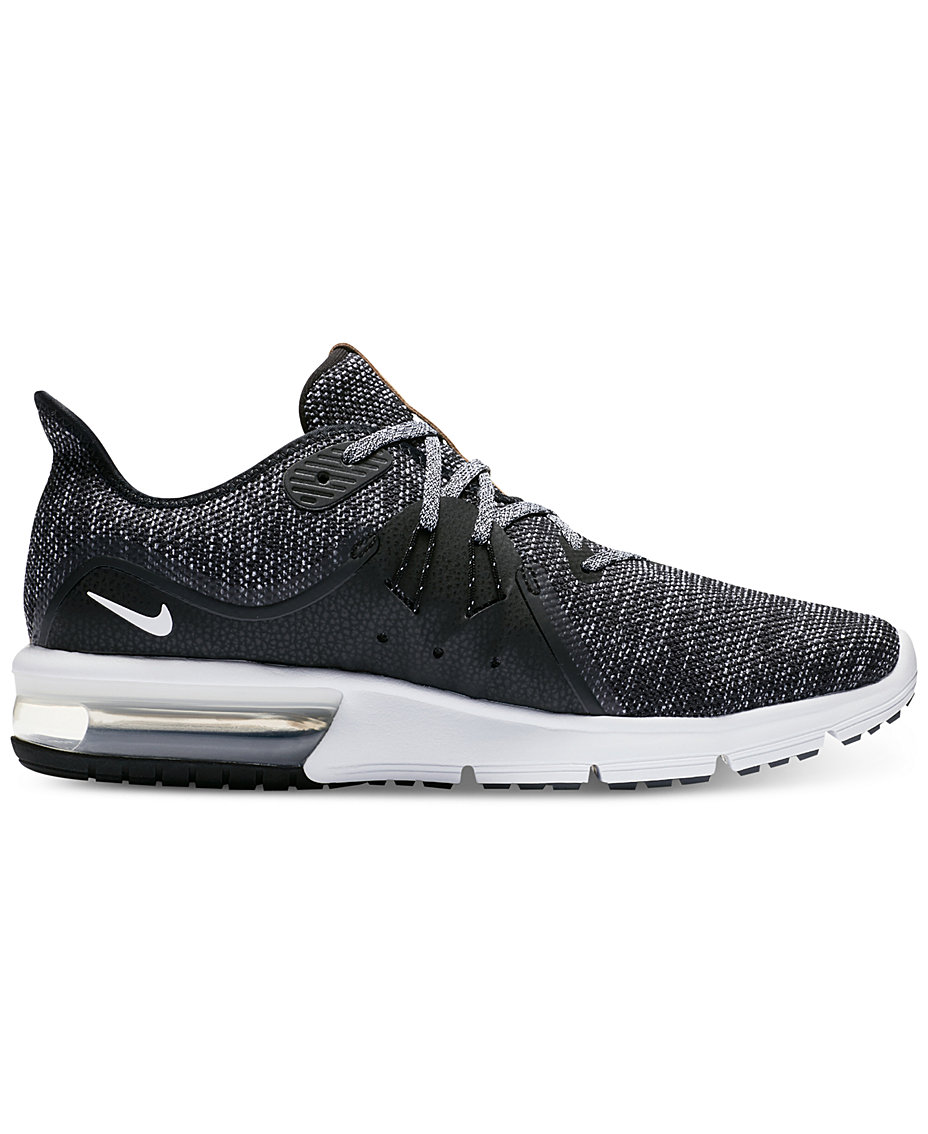 Nike Men\'s Air Max Sequent 3 Running Sneakers from Finish Line ...