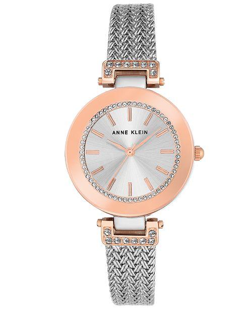Stainless Watch 30mm Women's Steel Bracelet Mesh qGLMUSVzp