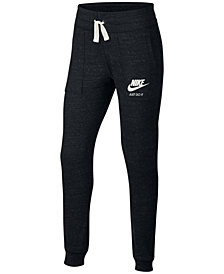 Nike Sportswear Jogger Pants, Big Girls