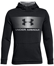 Under Armour Logo-Print Hoodie, Big Boys