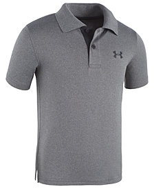 Under Armour UA Match Play Polo Shirt, Little Boys