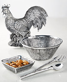 Wilton Armetale Farmhouse Serveware Collection