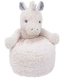 Cuddle Me Plush Unicorn Chair