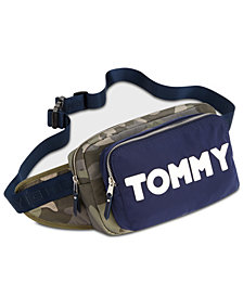 Tommy Hilfiger Camo Convertible Fanny Pack