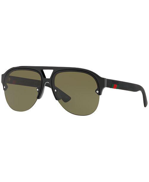 f6a20c5d5405 Gucci Sunglasses, GG0170S & Reviews - Sunglasses by Sunglass Hut ...