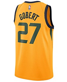 Men's Rudy Gobert Utah Jazz City Swingman Jersey