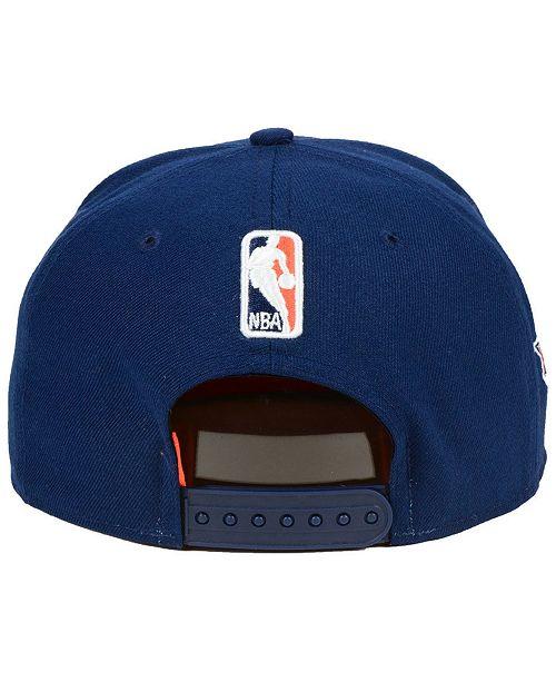 6cd059698ec26 ... New Era New York Knicks City Series 9FIFTY Snapback Cap ...