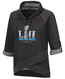 Touch by Alyssa Milano Women's Super Bowl 52 Wildcard Hoodie