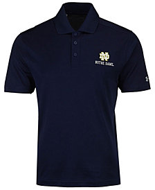 Under Armour Men's Notre Dame Fighting Irish Primary Performance Polo