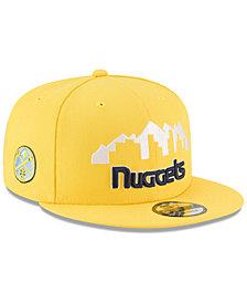 New Era Denver Nuggets Statement Jersey Hook 9FIFTY Snapback Cap