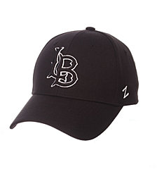 Zephyr Long Beach State 49ers Black & White Competitor Cap