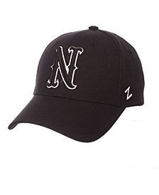 Zephyr Nevada Wolf Pack Black & White Competitor Cap