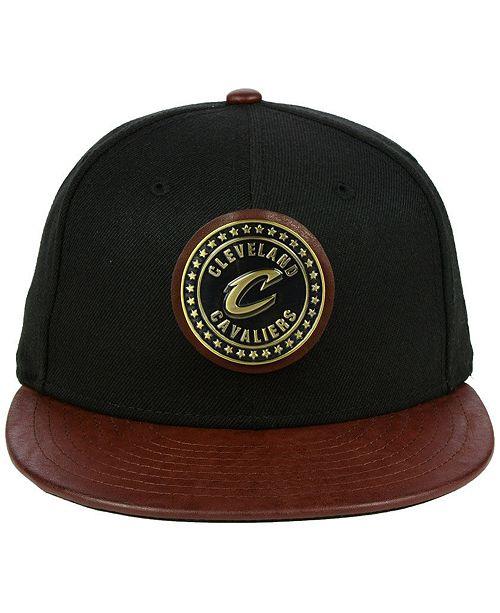 5596ac611f7 New Era Cleveland Cavaliers Butter Badge 9FIFTY Snapback Cap - Sports Fan  Shop By Lids - Men - Macy s